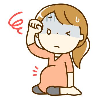 月経前症候群についての画像