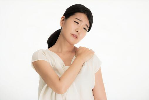 肩こりひどい,ゴリゴリと正体,頭痛のツボについて?の画像