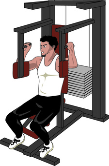 ウエイトトレーニングの効果についての画像