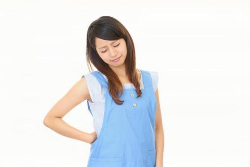 右腰や腰後ろの痛み,後頭部の痛みについての画像