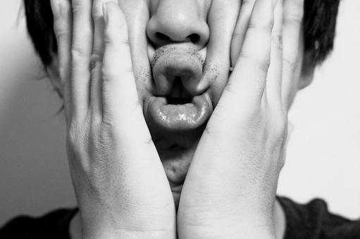 顔のむくみや指,ふくらはぎのむくみについての画像